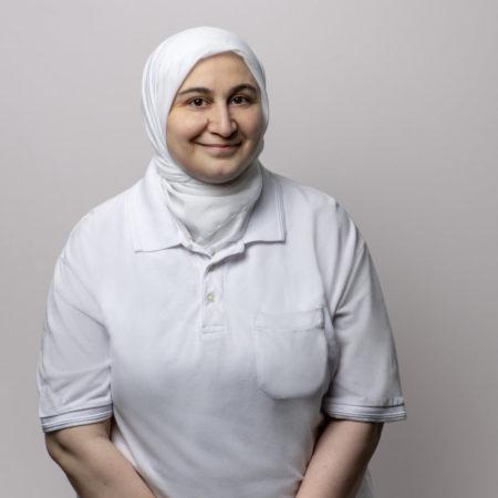 Dr Haya Sarhan