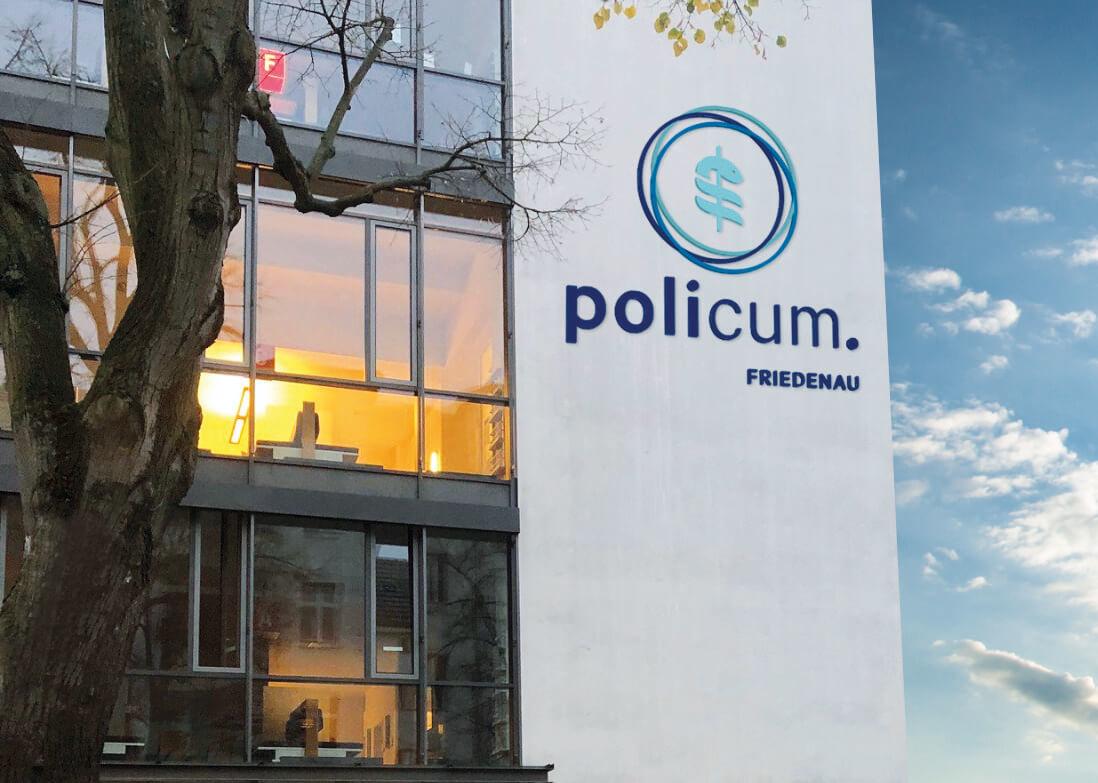Policum friedenau aussenansichtFriedenau
